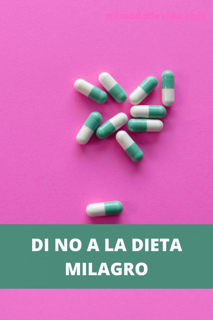 Fraude de las dietas milagro