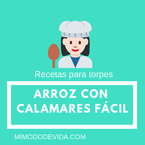 ARROZ CON CALAMARES - Blog