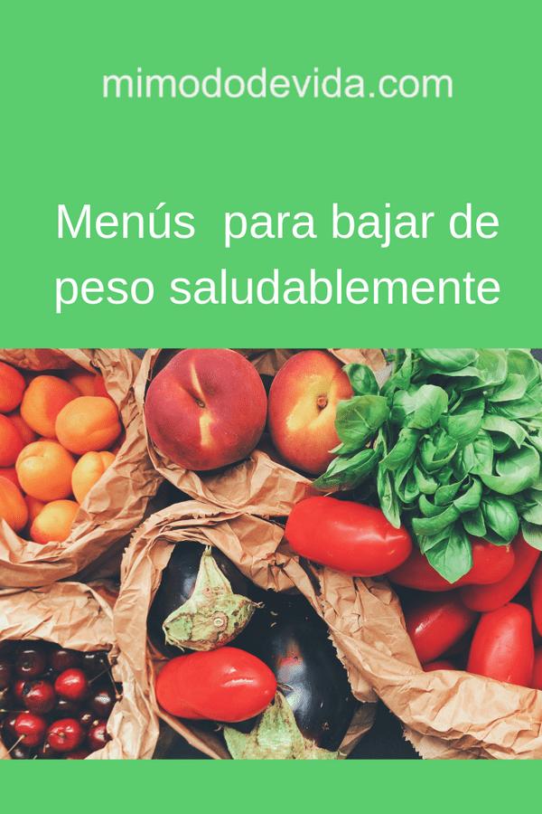Ideas de menús que te dejarán saciado y para adelgazar sin hacer dieta
