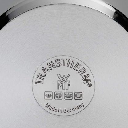 olla a presion wfm ollarapida alemana induccion 416x416 - WMF Perfect Plus - Set con olla rápida de 22 cm de diámetro de 6,5 litros y cuerpo de 3 litros de WMF