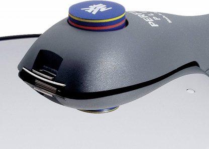 valvula de seguridad olla wfm 416x297 - WMF Perfect Plus - Set con olla rápida de 22 cm de diámetro de 6,5 litros y cuerpo de 3 litros de WMF