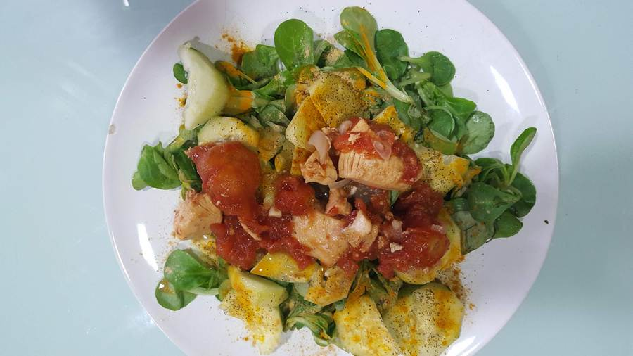CARNECONTOMATE min 3 - Receta saludable, carne con tomate