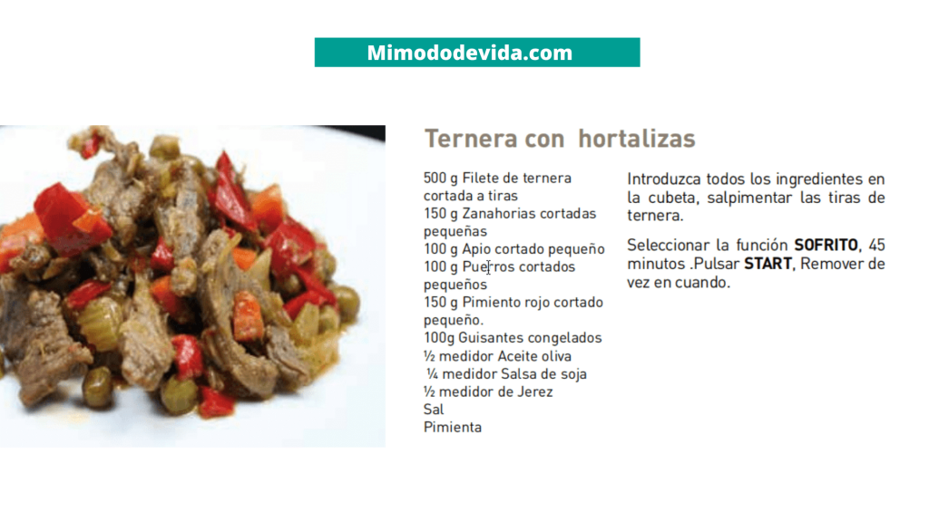 Copia de Ternera con hortalizas min 1024x576 - Receta de ternera con hortalizas con robot