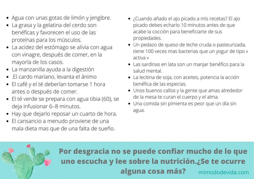 Cosas que la gente no sabe sobre nutricion min 1024x724 - Cosas que la gente no sabe sobre nutrición