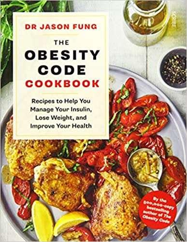 Cookbook The obesity Code