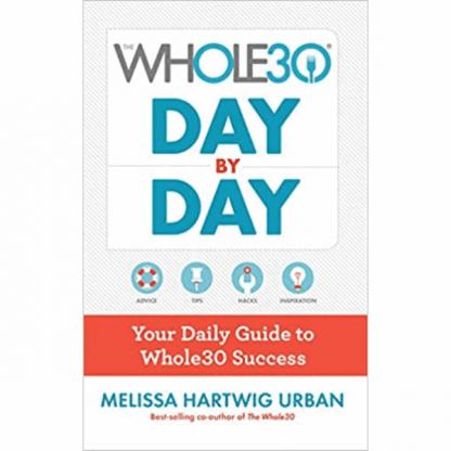Day by day 416x416 - Whole30 día a día (Inglés)