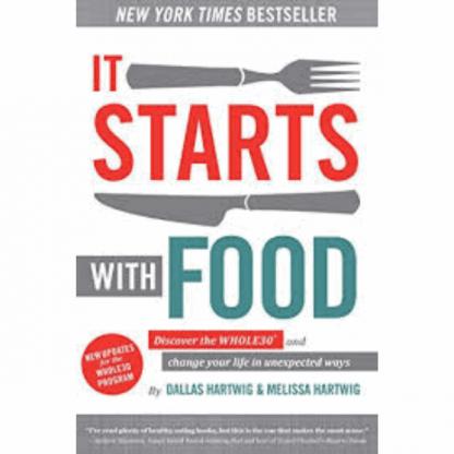 It starts with food min 416x416 - It Starts With Food. Whole30, todo empieza con la comida (Inglés)