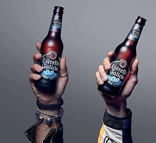 Estrella Galicia en Lata 00% cero alcohol