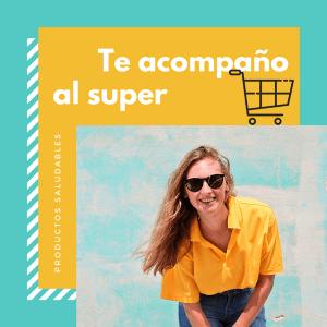 cupón de descuento Dia y Compra saludable en el supermercado