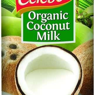 Leche orgánica de coco