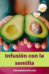 Cómo hacer una infusión con la semilla de aguacate
