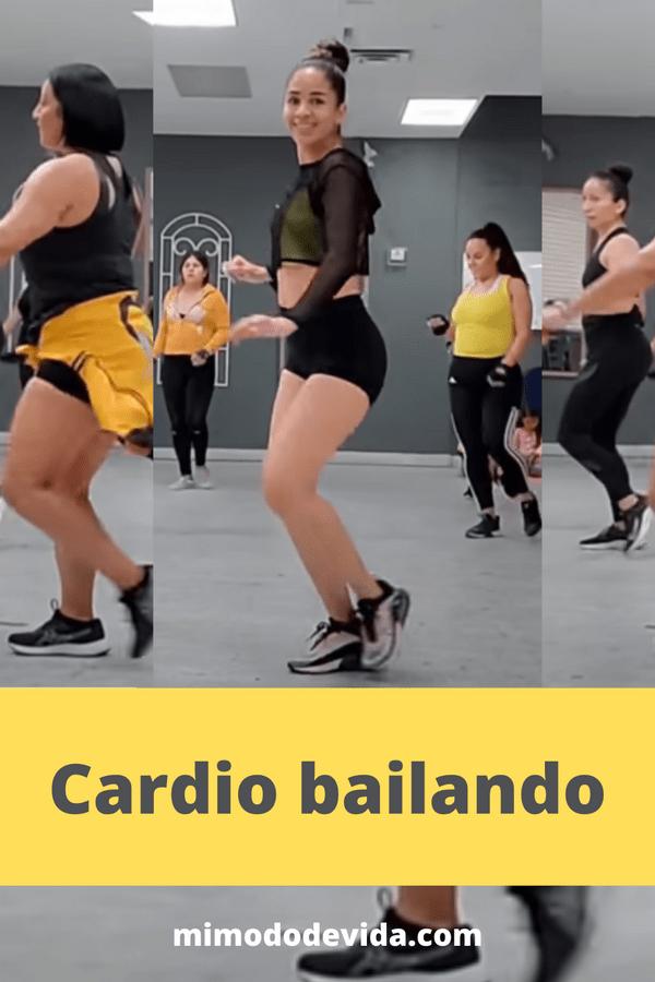 Zumba cardio Dance