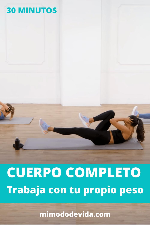 30 minutos bodyweight workout