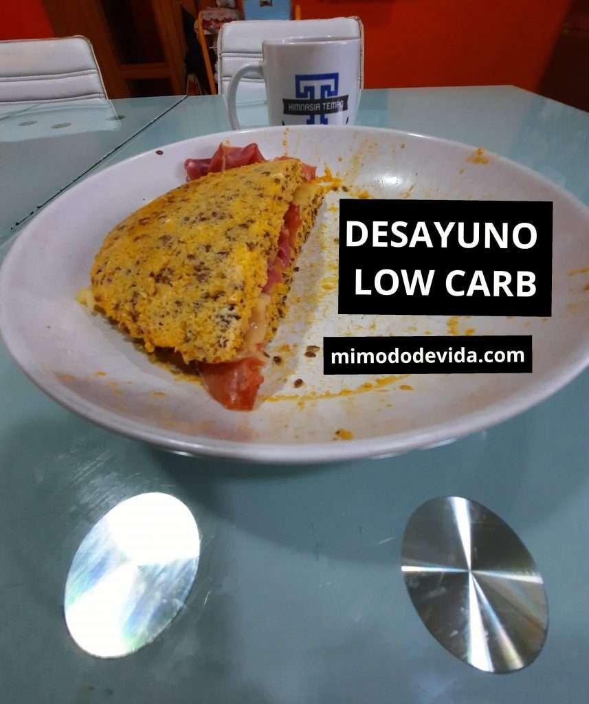 Sandwich low carb