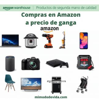 Compras en Amazon Wharehouse chollos